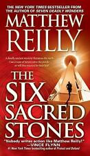The Six Sacred Stones Reilly, Matthew Paperback