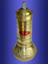 """Traditional Turkish Handmade Coffee Grinder Mill SOZEN Large With Ball 7.48""""19cm"""