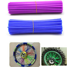 75pcs Spoke Wraps Wheel Coats For KTM 690 SMC SMC R 640ADV RC390 505 SX ATV 660