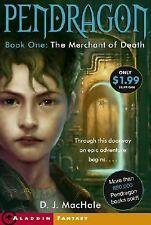 The Merchant of Death (Pendragon Quartet) by MacHale, D. J.