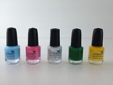 Choose any 5 konad stamping nail art polish of your choice.(5ml special polish)