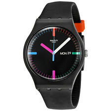 Swatch The Indexter SUOB719 Analog Gent Watch