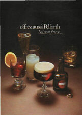 Publicité Advertising 1970 biere  PELFORTH