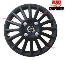 Wheel Cover 13 inch for Maruti Suzuki Alto K10-Matte Black-Set of 4pcs
