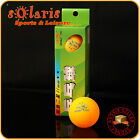 6x Double Fish 2-Star Orange 40mm Table Tennis Ping Pong Balls CTTA Approved