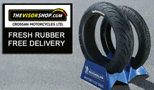 Michelin PILOT ROAD 4 - 120/70/zr17 & 190/55/zr17 Sport Touring Motorcycle Tyres