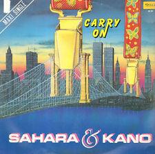 SAHARA & KANO - Carry On - Line