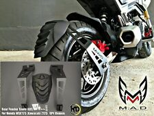 Honda MSX125 Kawasaki Z125 GPX Demon Protect Mud Dust Twin Guard Fender Shield