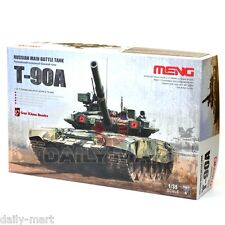 Meng Model 1/35 TS-006 Russian Main Battle Tank T-90A TS006