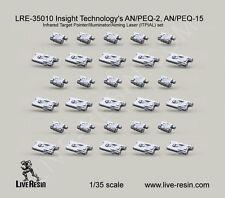 Live Resin 1/35 LRE-35010 Insight Technology's AN/PEQ-2, AN/PEQ-15