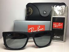 New Ray Ban Model 4165 Sunglasses Black Frames with Mirrored Lenses