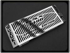 RADIATOR GRILL for SUZUKI GSX1400, SPECIAL EDITION GSX 1400 SE (POLISHED GUARD)