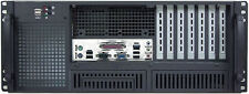 "4U (Front Access)(2x5.25""+ 6x3.5""Bay)(Rackmount Chassis)(mATX/ITX) (14"" Case)NEW"