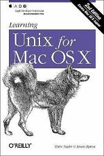 Learning Unix for Mac OS X, 2nd Edition-ExLibrary
