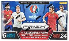 2016 PANINI UEFA PRIZM SOCCER BOX - AUTOGRAPH IN EVERY BOX !  LOADED !