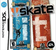 DS Skate It (Nintendo DS, 2008) Original Replacement Case NO GAME INCLUDED