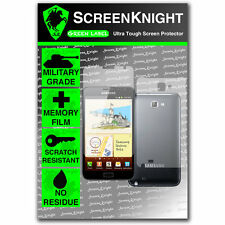 ScreenKnight Samsung Galaxy Note I / 1 N7000 FULLBODY SCREEN PROTECTOR invisible