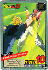 DRAGON BALL Z - Power Level 10 n° 629