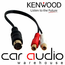 Autoleads PC1-504 KENWOOD Car Stereo Radio iPod iPhone MP3 Aux In Adaptor Lead