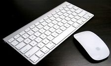 Genuine Apple Bluetooth Laser Mouse and Wireless Keyboard MB829LL/A & MC184LL/A