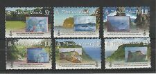 PITCAIRN ISLANDS 2010 CHILDRENS ART SG,796-801 UM/M NH LOT 1550A