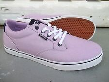 NWT WOMEN'S VANS WINSTON LOW  SNEAKERS/SHOES.SIZE 7.BRAND NEW FOR 2016.SAVE NOW!