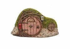 MINIATURE WORLD Fairy Garden Burrow House Home For Fairies Vivid Arts MW01-012