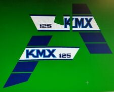 KAWASAKI KMX125  KMX200 KMX 200 FUEL TANK DECAL KIT