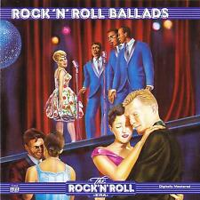 Rock 'N' Roll Ballads-CD-Brenda Lee-Rick Nelson-Pat Boone-Time Life‎-TL 516/36