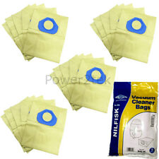 20 x G Dust Bags for Nilfisk Maxxi WD3 Maxxi WD7 Duo W7-51551 Vacuum Cleaner