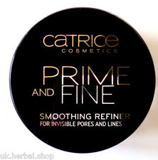 Catrice Prime and Fine Base for Make up to smooth wrinkles and pores- 14 g.