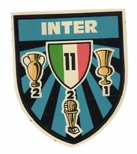 Stickers adesivo scudetto Badge - INTER (1) 11°SCUDETTO