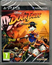 "Ducktales REMASTERED ""Nuevo y sellado"" Free P&P * PS 3 *"