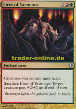 Fires of Yavimaya (Feuer von Yavimaya) Commander 2013 Magic