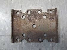 Studebaker Weasel G179 m29c Suspension Spring Assembly Plate Supportive Used