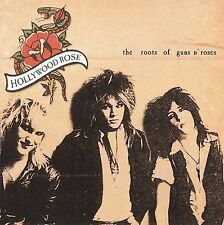 The Roots of Guns N' Roses by Hollywood Rose (CD, Jan-2008, Neon Records)