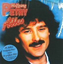 PETRY,WOLFGANG: Alles Import Audio CD