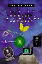 The Social Construction of What?-ExLibrary