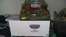 MOTU CLASSICS - BATTLE CAT - MISB MATTY COLLECTOR HE-MAN MASTERS OF THE UNIVERSE
