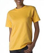 Jerzees Men's 100% Cotton Solid HiDensi-T Soft Short Sleeve Comfy T-Shirt 363