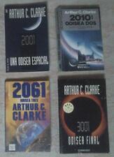 Tetralogia 2001 - Arthur C. Clarke; Ciencia Ficcion (2001, 2010, 2061, 3001)
