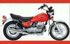 111 CATALOGO RICAMBI ORIGINALI MOTO GUZZI V 35 C - V 50 C 350 1982-1986 - PDF
