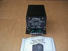 Lewmar mobile data power, mobile computer UPS 25 amp -- NEW