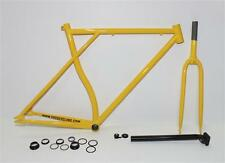 Toto Bicycle Bike Elegante Yellow Size 52 cm Steel Frame Set