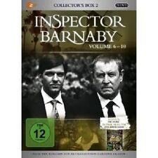 INSPECTOR BARNABY - COLLECTOR'S BOX 2 (6-10) JOHN NETTLES/N. DUDGEON;21 DVD NEU