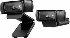 Logitech C920 Webcam 1080p Full HD USB Web Camera for PC Mac Skype