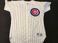 CHICAGO CUBS SAMMY SOSA 21 VINTAGE AUTHENTIC RUSSELL JERSEY NEW SZ 44 LARGE Home