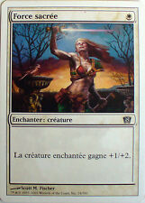 FORCE SACREE - ENCHANTER CREATURE - VF CARTE MTG MAGIC