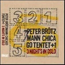 Peter Brotzmann - 3 Nights in Oslo 5 cd box set EXC