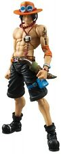 New! MegaHouse Variable Action Heroes ONE PIECE Portgas D. Ace Action Figure